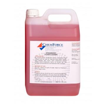 Strawberry Floor Cleaner - 5 Litres