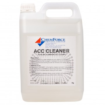 ACC Cleaner - 5 Litres