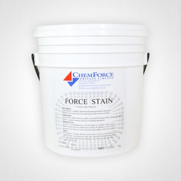 Force Stain - 5 Kg